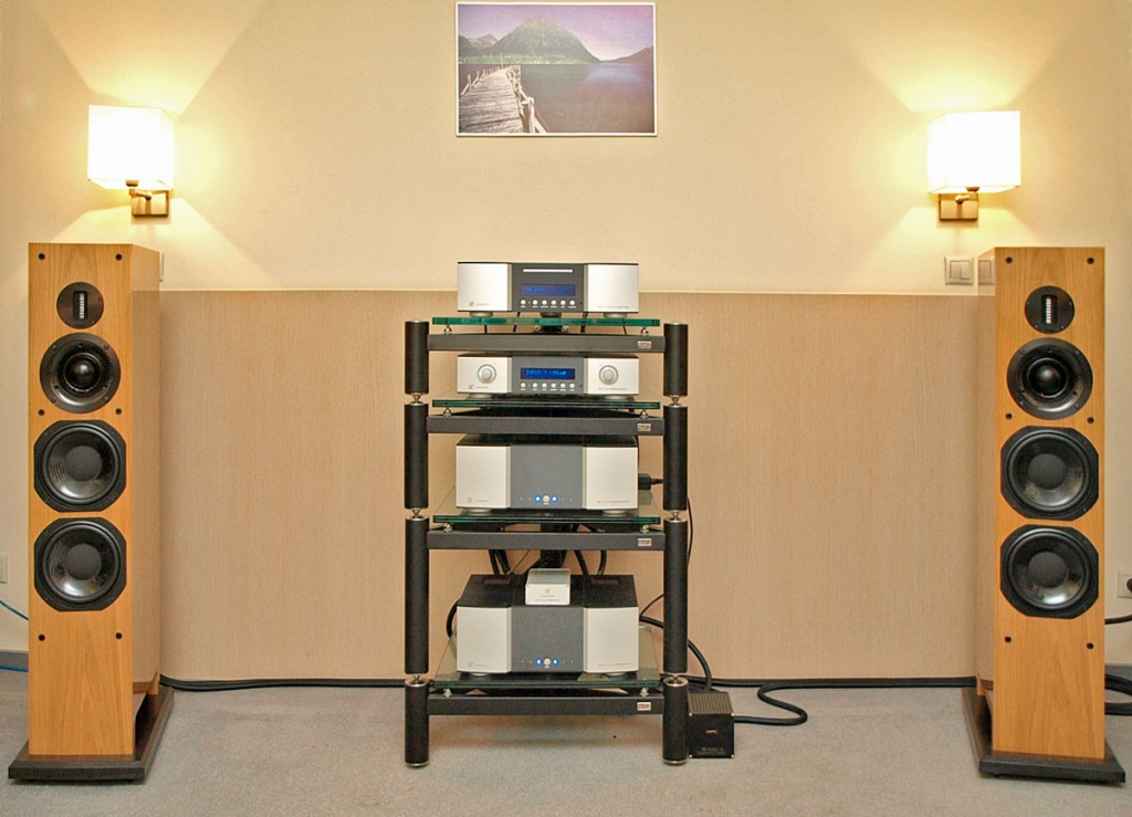 HiFi and HighEnd Show 2013 Lindemann System
