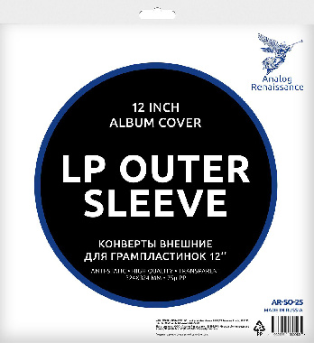 LP Outer Sleeve 28 шт.