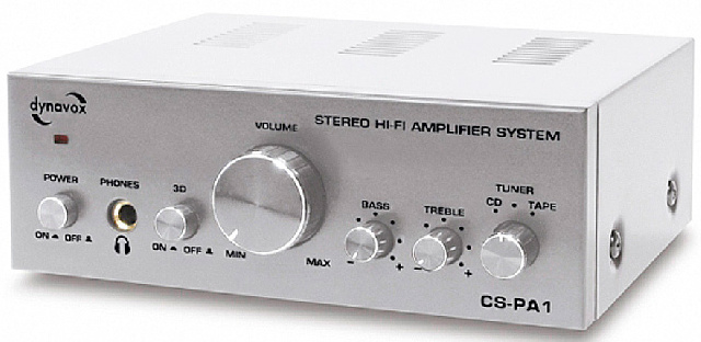 CS-PA1 MK серебро