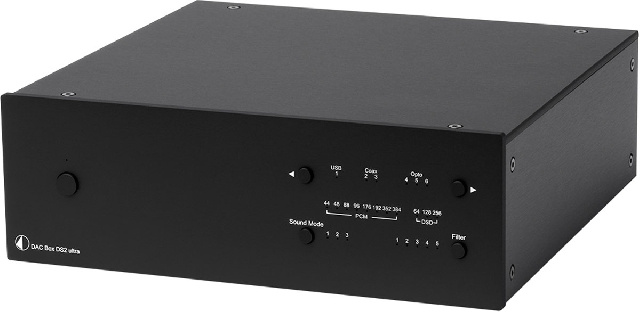 DAC Box DS2 ultra черный