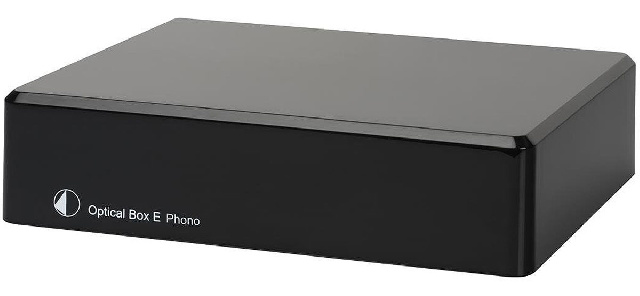 Optical Box E Phono черный