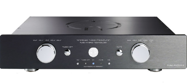 Tube Phono II черный