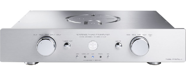 Tube Phono II серебристый