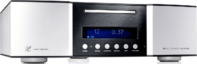 825 High Definition Disc Player