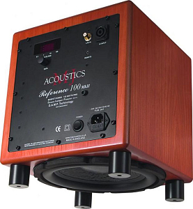 Сабвуфер MJ Acoustics Reference 100 MKII