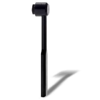 Carbon fibre stylus brush