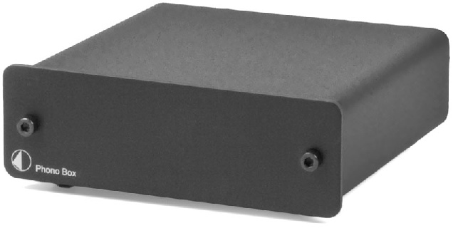 Phono Box (DC) черный